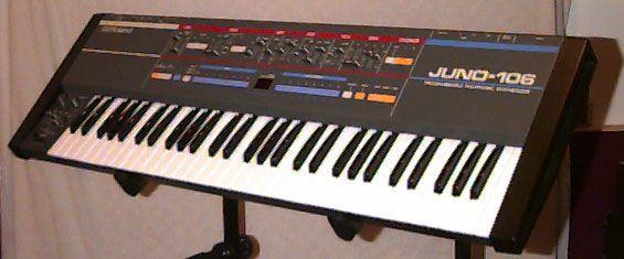Synthmuseum.com - Roland : Juno-