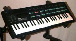 my first synth:yamaha DX-100